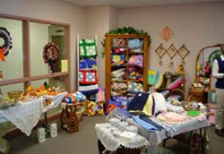 Senior Center Shop